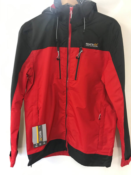 Men's Regatta Waterproof Jacket Pepper/Ash