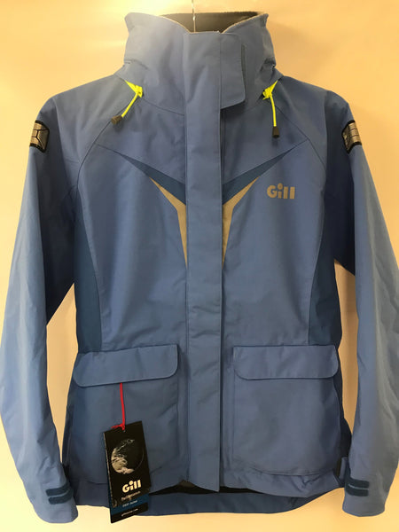 Gill Women's OS3 Costal Jacket Light Blue