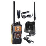 Cobra HH500 FLOATING Handheld VHF Marine with Bluetooth - Jeckells Chandlery Oulton Broad