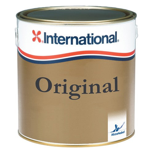 Copy of Copy of INTERNATIONAL 1 PACK VARNISH ORIGINAL 2.5L - Jeckells Chandlery Oulton Broad