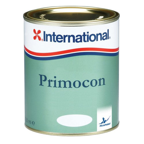 INTERNATIONAL PRIMER PRIMOCON GREY 2.5L - Jeckells Chandlery Oulton Broad