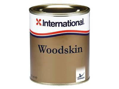 International Woodskin Oil/ Varnish 750ml - Jeckells Chandlery Oulton Broad