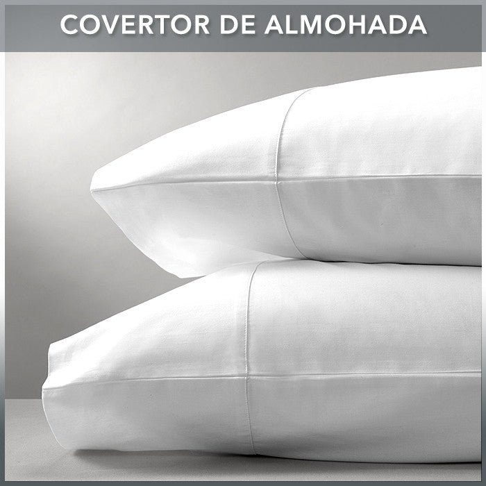 COVERTOR DE ALMOHADA