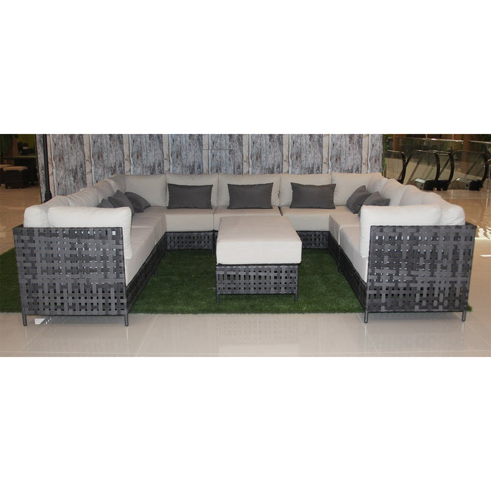 SET DE SOFA + ALMOHADAS