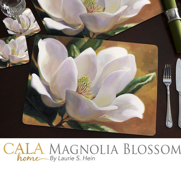 SET 4 INDIVIDUALES (MAGNOLIA)