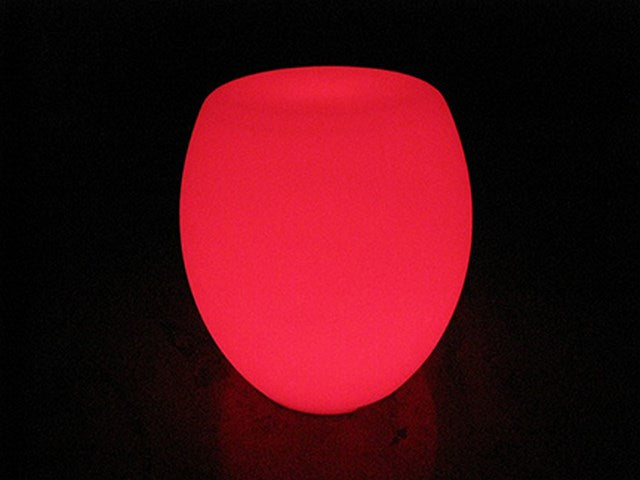 Lámpara de LED tipo Stool Drum 40x44H