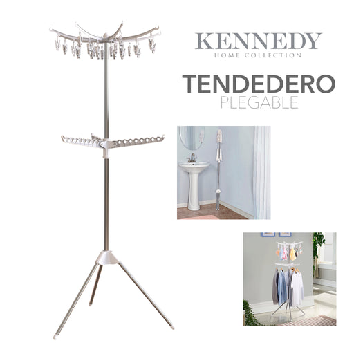 TENDEDERO PLEGABLE