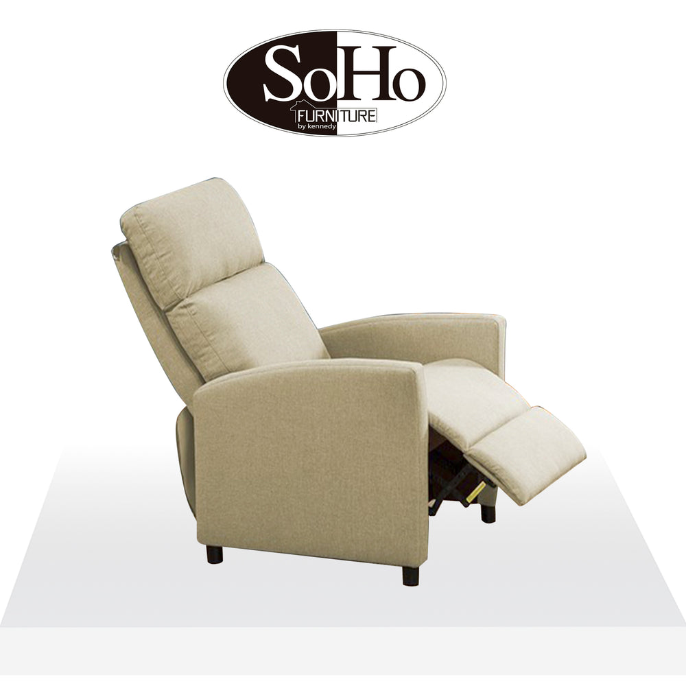 SILLA RECLINABLE/BEIGE