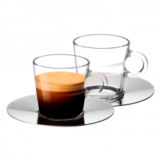 VIEW Lungo Cups & Saucers (2 PC)