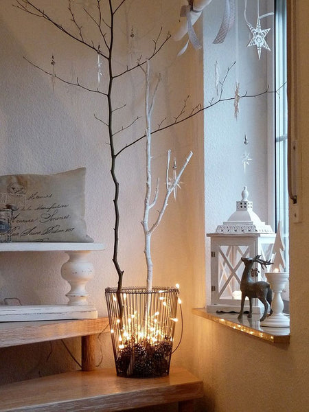 Contemporary Tree Decoration - Do It Yourself!