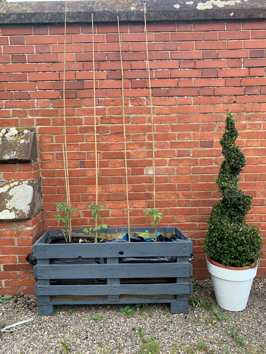 Pallets To Planters in 5 Easy Steps - By Kerrie Griffin