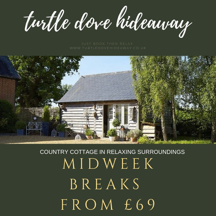 Home Away From Home - Turtledove Hideaway Romantic Retreat