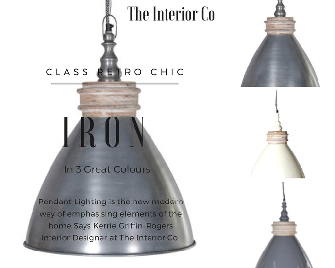 Industrial Retro Lighting Trends