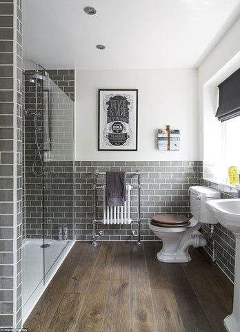 Kerrie Griffin-Rogers Interior Designer, Haley's Classic Mini Mansion Shropshire The Interior Co Bathroom Design