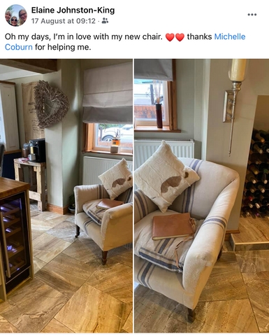 Customer review of The Interior Co barn sale