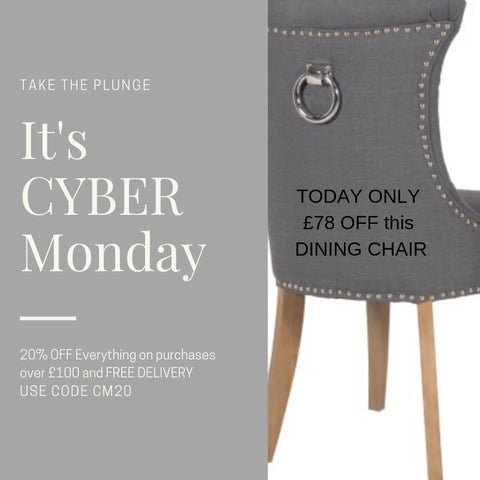 CYBER MONDAY HUGE DISCOUNTS OFF India Jane FURNITURE