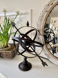 Armillary Sphere Decoration Large The interior Co