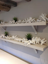 Load image into Gallery viewer, Long Driftwood Garland Painted White