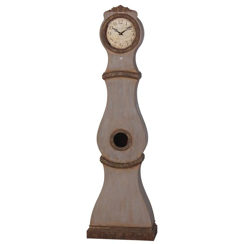 Tone grandfather Style Mora clock