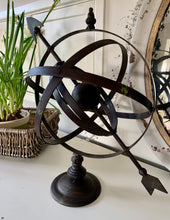Load image into Gallery viewer, Armillary Sphere Decoration Large The interior Co