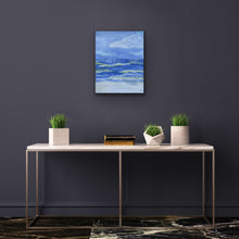 Load image into Gallery viewer, Sun Kissed Seascape Original Canvas by Kerrie Griffin