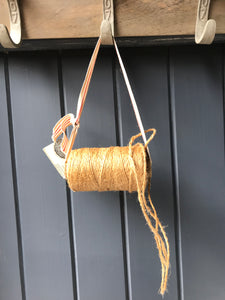 Garden String On East Of India Ribbon Hanging Holder By The Interior Co