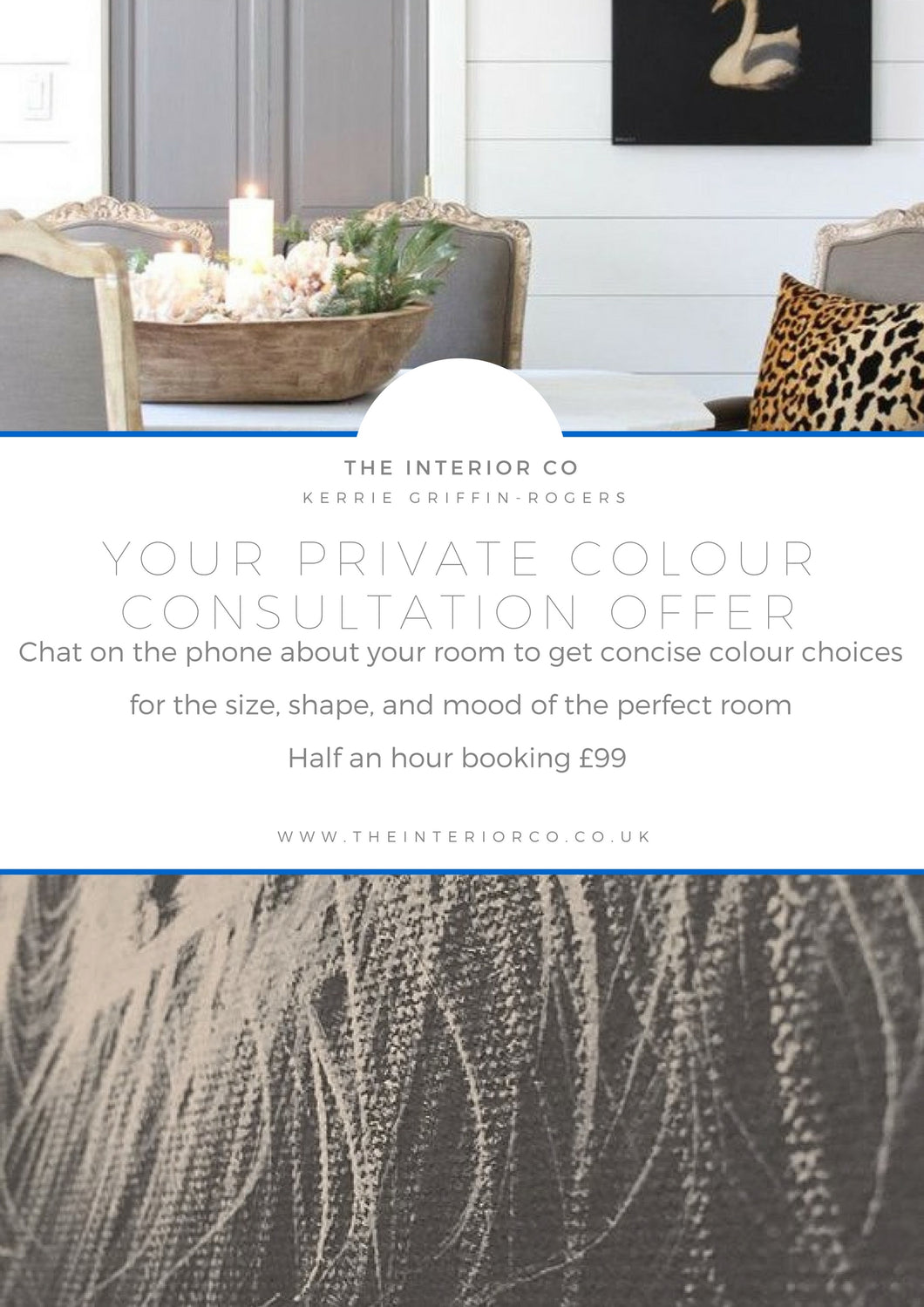 Private Colour Consultaion