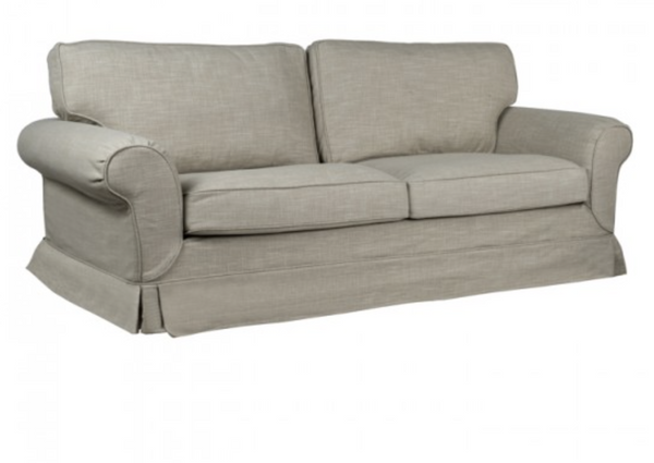 Birtley 3 Seat Sofa - Pearl