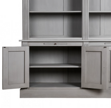 Benning Bookcase - Grey - India Jane