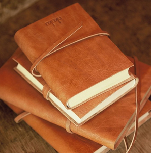 Leather A5 Journal - Nkuku