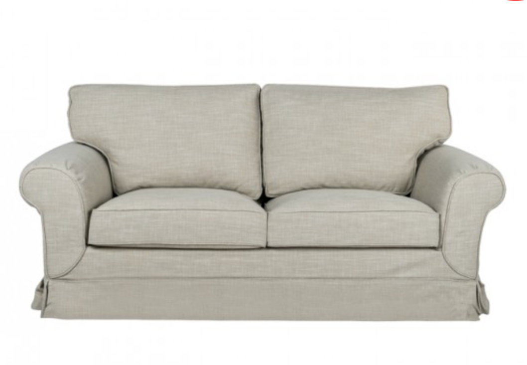 Birtley 2 Seat Sofa - Pearl