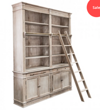 Plantation Double Bibliotheque - Weathered Finnish - India Jane