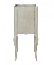 Load image into Gallery viewer, Belvedere Bedside Table Or Occasional Table - in Cream - India Jane