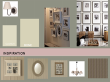Digital Room Design and Colour Board with Interior Designer Kerrie Griffin-Rogers