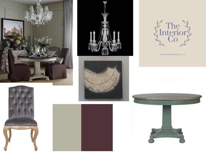 Sophisticated Classics - Mood Board