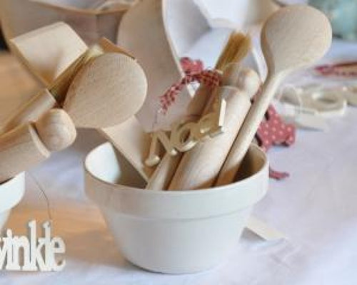 Mini wooden spoon