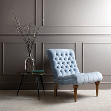 Load image into Gallery viewer, Norton Pale Blue Occasional Chair