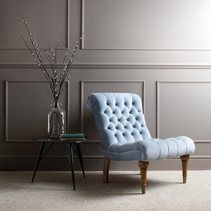 Norton Pale Blue Occasional Chair