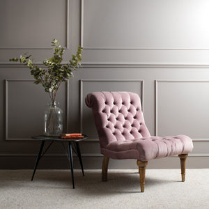 Norton Pale Pink Occasional Chair