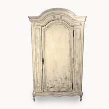 Load image into Gallery viewer, White Washed Armoire
