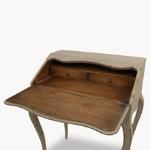 Load image into Gallery viewer, Colonial Grey Writing Desk