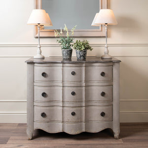 COUNTRY HOMES & INTERIORS: STONE TOP CHEST