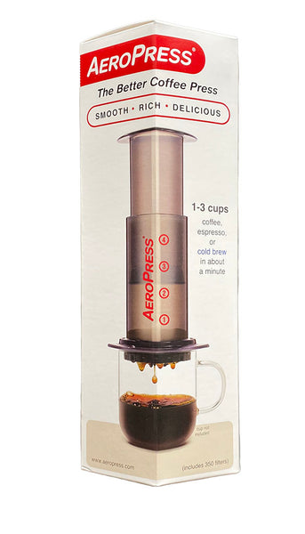 Aeropress Coffee Brewer