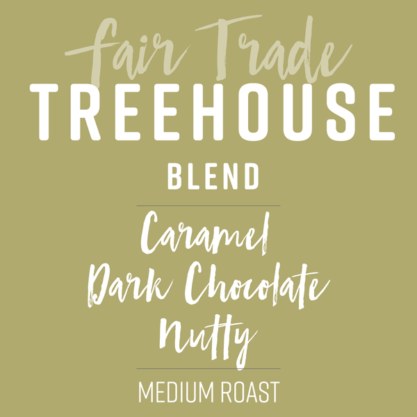 Treehouse Blend Coffee - Fundraiser