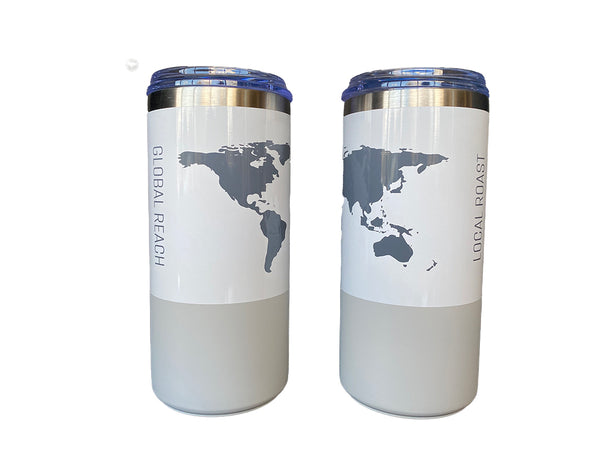 World Map Thermos