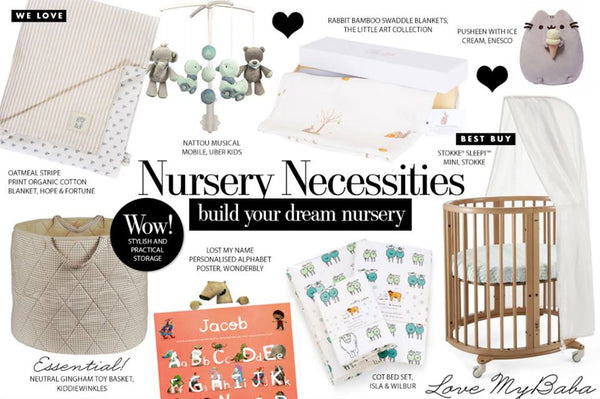Press | My BaBa Nursery Necessities