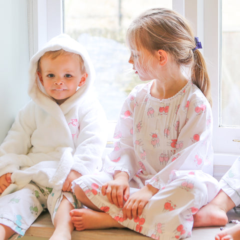 Triple Pack Raspberry Bamboo Swaddles
