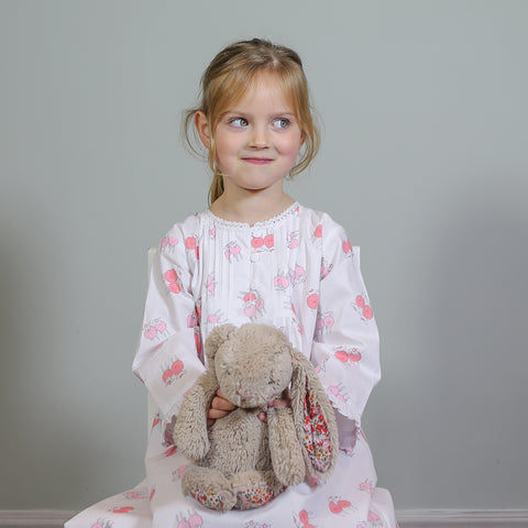 Pink Isla Lamb Night Dress