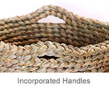 Incorporated Handles - Rush Basket