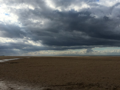 Holkham Beach in the Evening